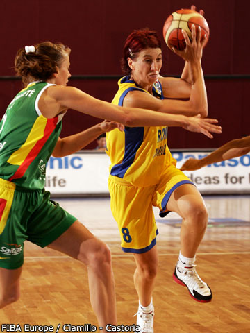 Svetlana Dragusin (Romania)